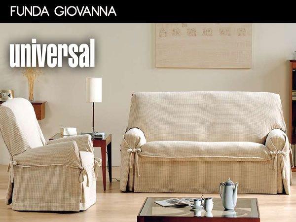 Funda sofa universal giovanna fundas sofa universales - Fundas universales para sofas ...