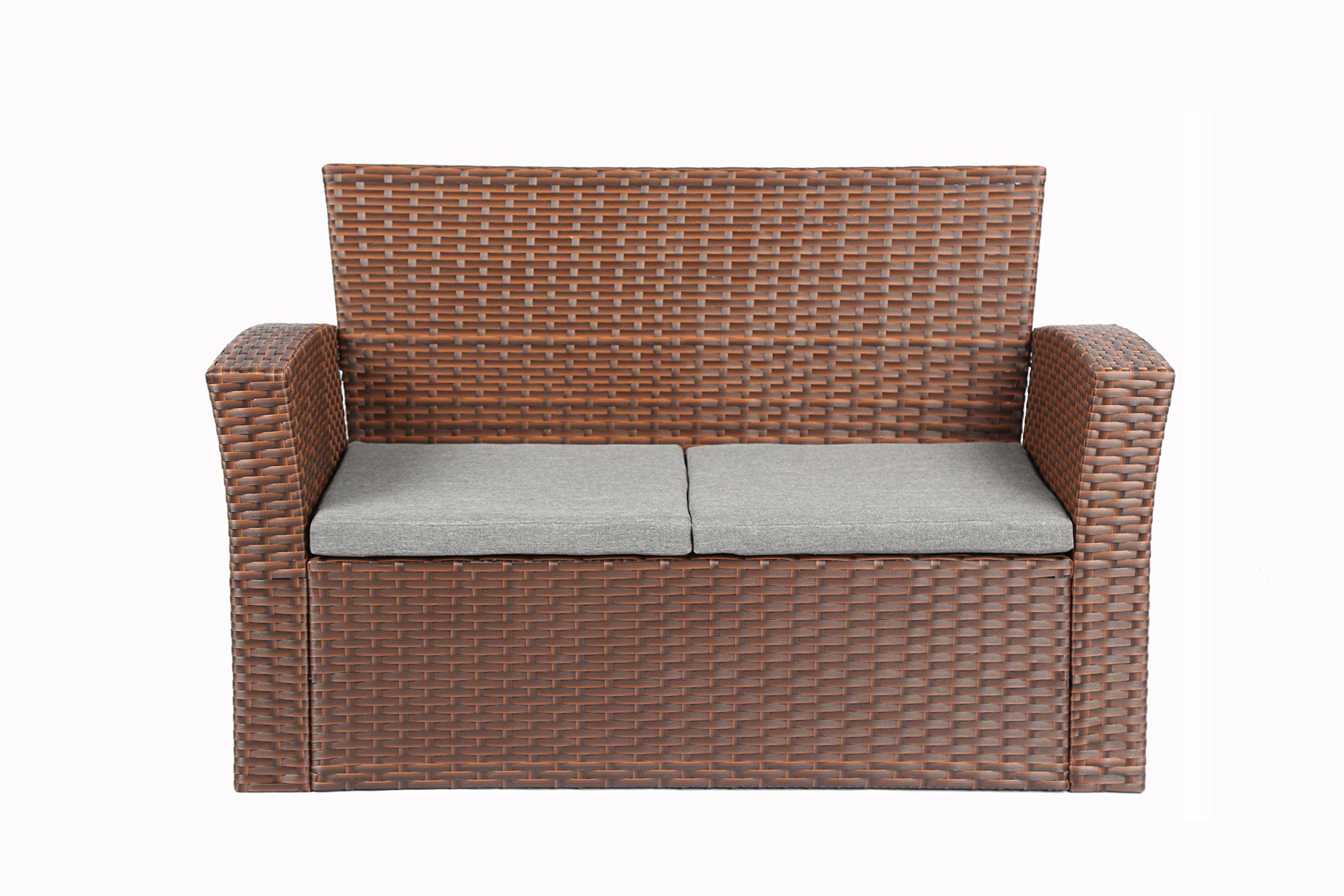 Baner garden nbr pieces conversational outdoor furniture