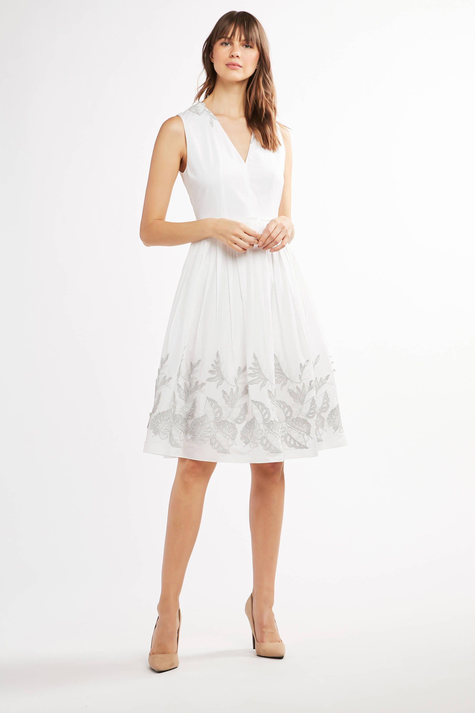 Elie Tahari Dresses Astrid Dress Dresses Elie Tahari Dresses White Dress [ 3000 x 2000 Pixel ]