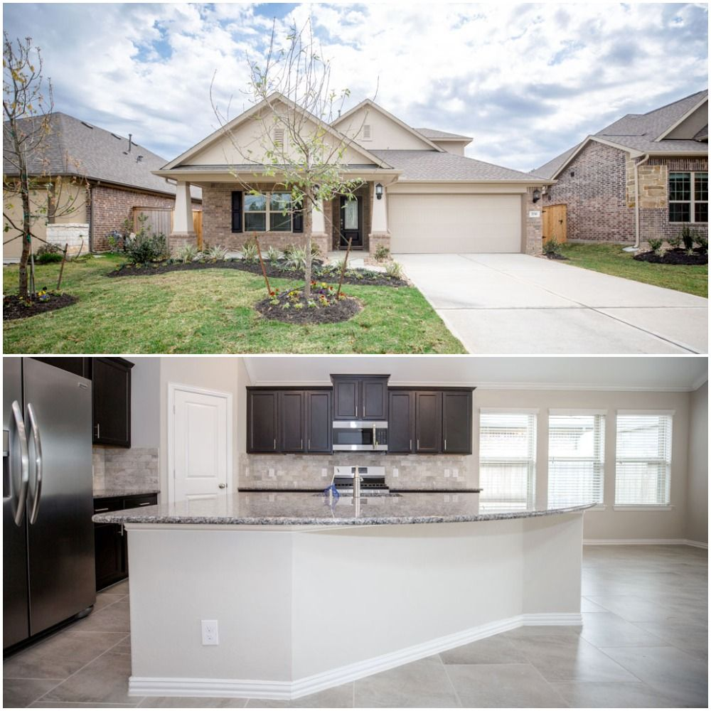 Move In Ready Homes Are Available Like This 4 Bedroom 3 5 Bathroom Spacious Two Story Radford Ii Floorplan Home Mortgage Home Home Buying