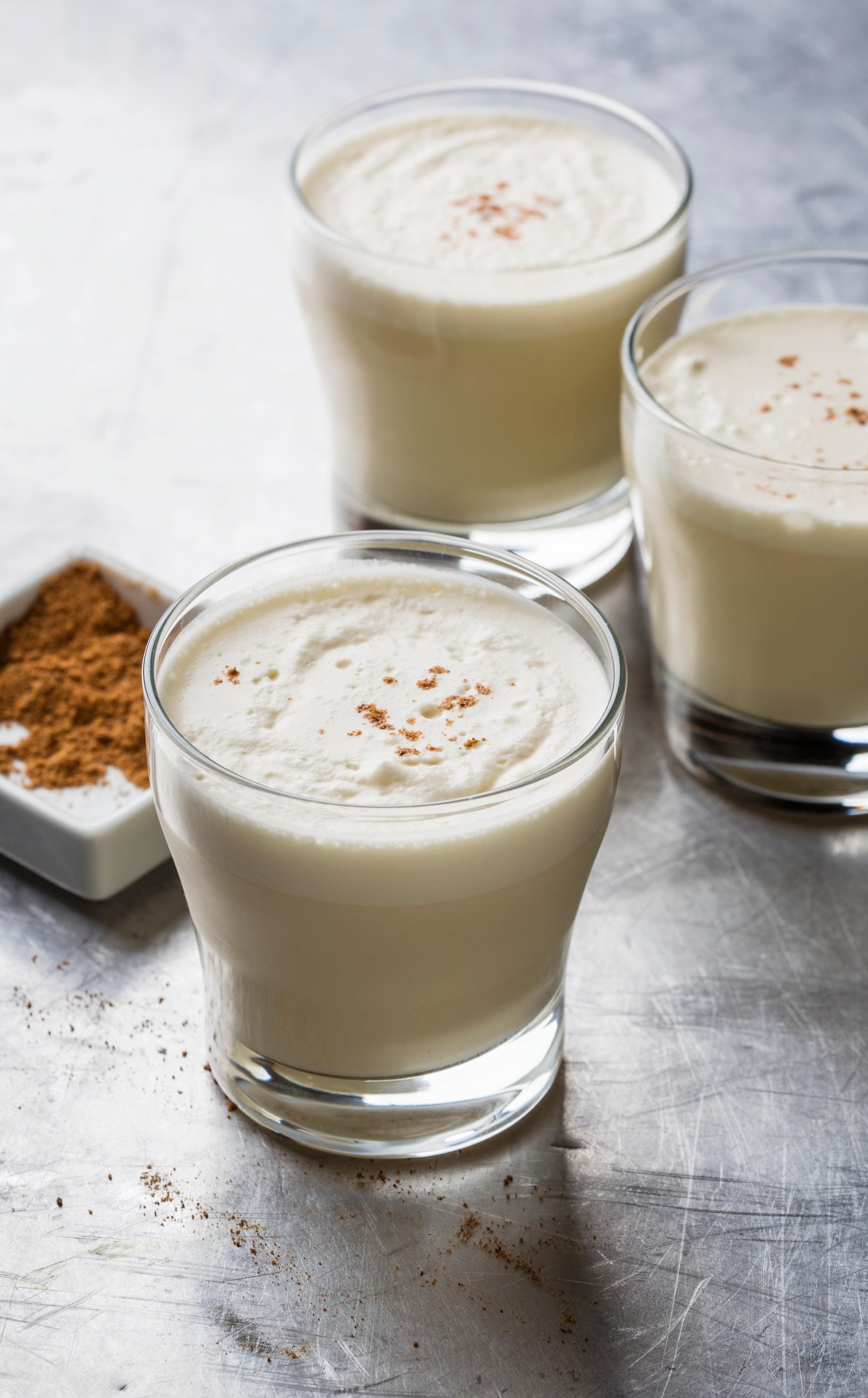 Holiday Eggnog We Wanted A Rich Eggnog Recipe With A Relatively