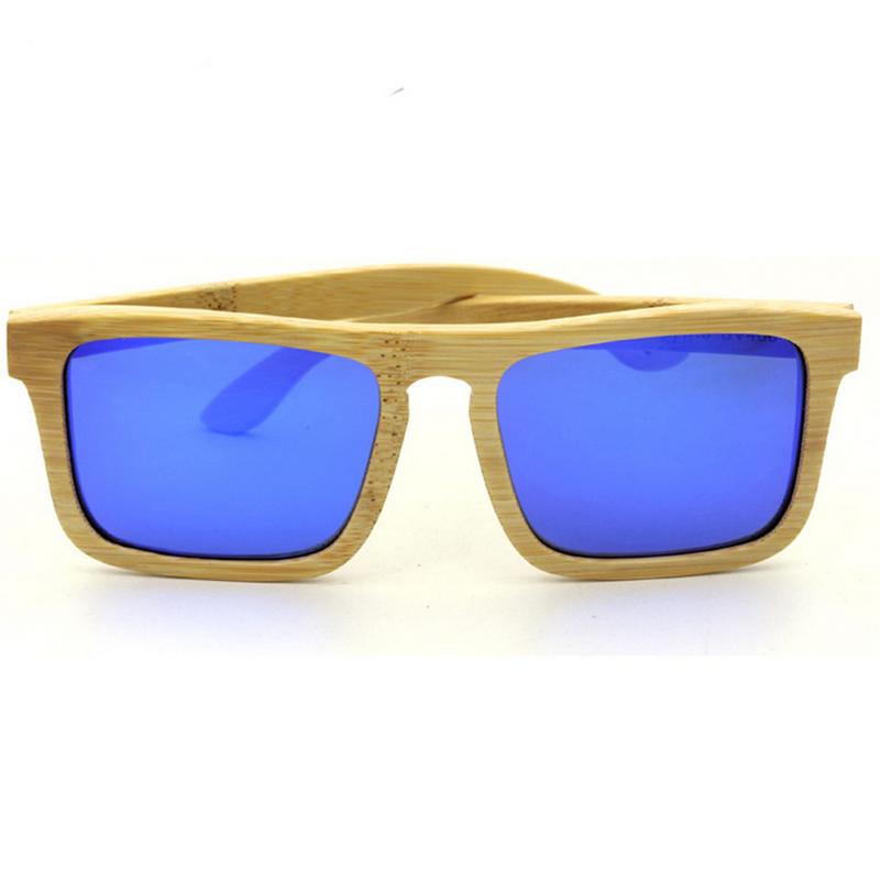 5fbc29d8c58dc Fashion Square Vintage Wooden Bamboo Frame Polarized Sunglasses Women  Glasses Sunglasses Outdoor Eyewear Accessories  Affiliate