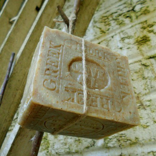 Amazon.com : Olive Oil Soap -1 Pound Bar -Natural Handcrafted Soap Aged Greek Olive Oil Aged-bath Bar : Beauty