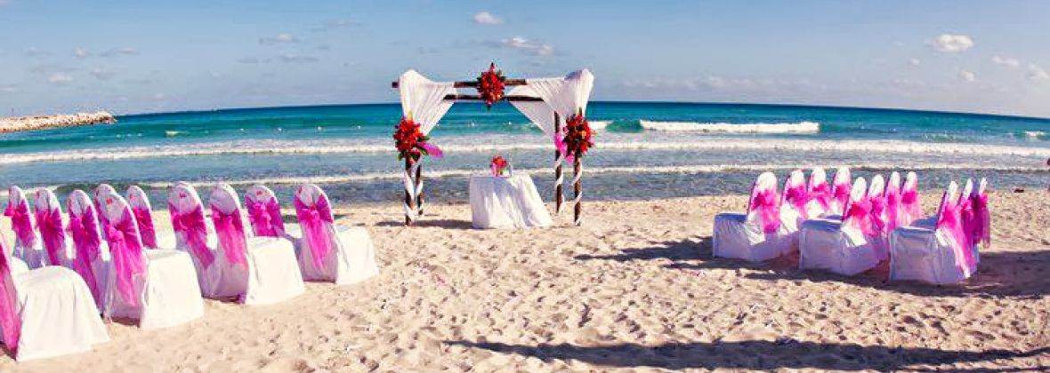 Weddings At Now Jade Riviera Cancun From Perfect Abroad