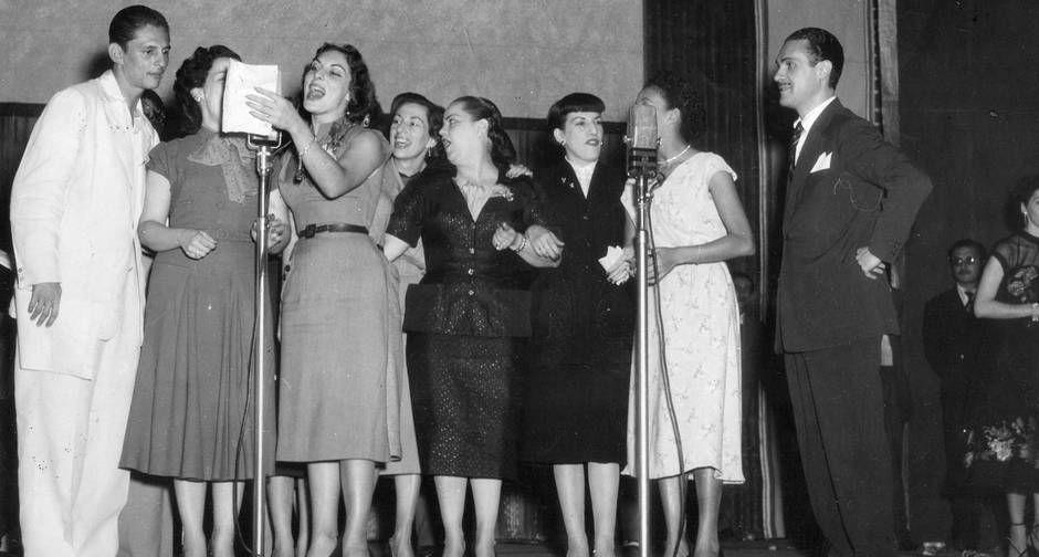 A Radio Nacional E A Era De Ouro Linda Batista Cantores E Cauby