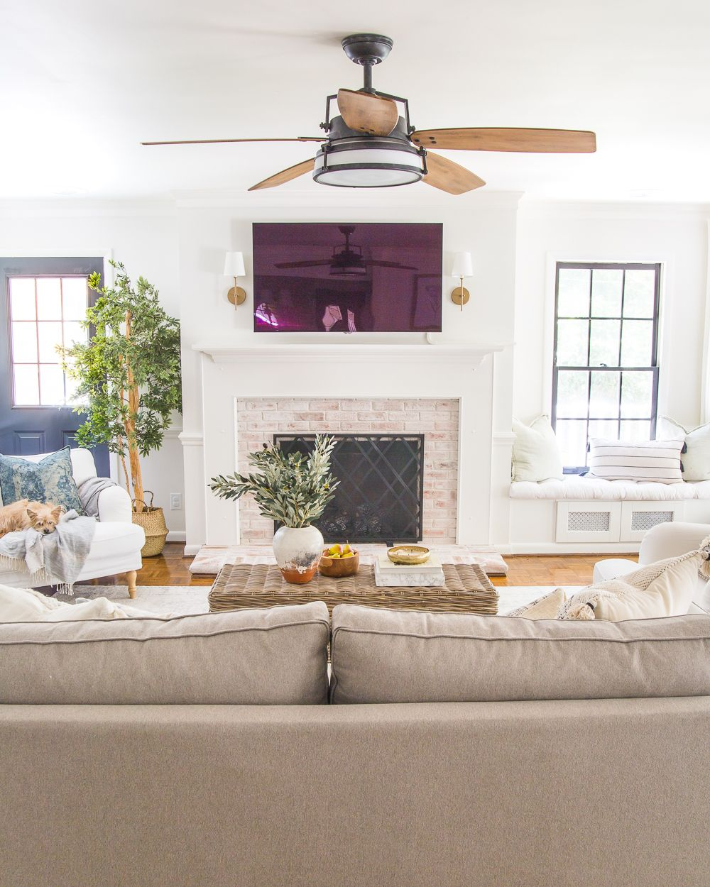 20 Gorgeous Modern Ceiling Fans Modern Ceiling Fans Living Room