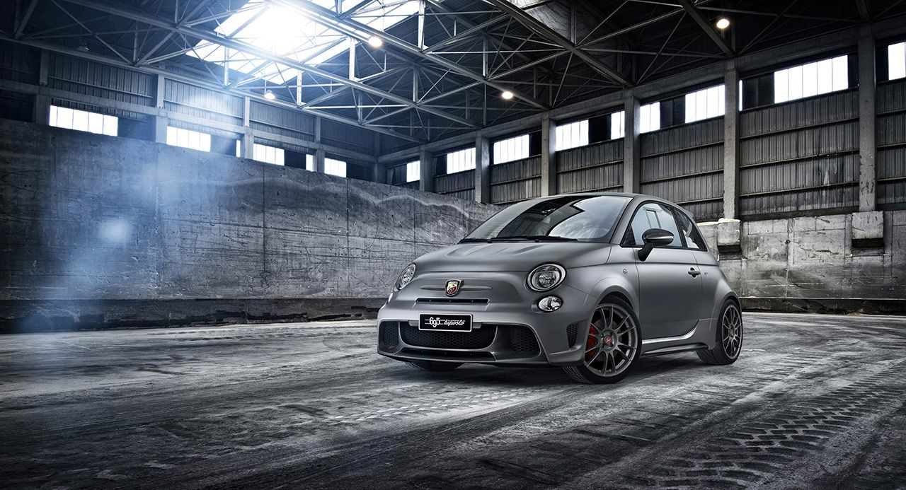 Abarth 695 Biposto Named Official Car Of The 2014 Gumball 3000