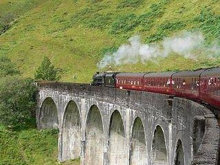 De camino a Hogwarts