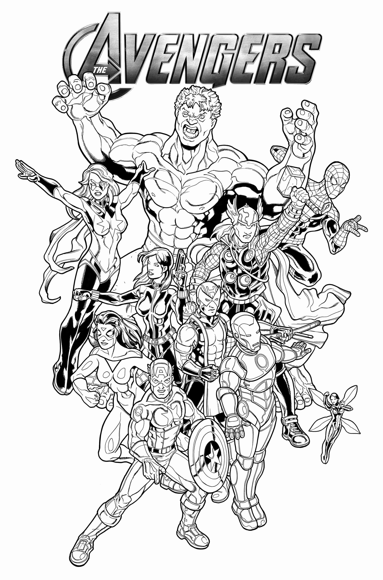 Lego Avengers Coloring Pages For Kids In 2020 Avengers Coloring Pages Avengers Coloring Marvel Coloring