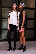 Best Street Styles At New York Fashion Week SpringSummer 2015