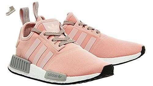 Adidas NMD R1 Womens Offspring BY3059 Vapour Pink Light Onix US 6 - Adidas  sneakers for