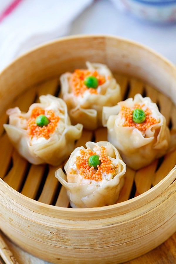 Chicken Shu Mai Siu Mai Is A Popular Dim Sum Item Learn How To Make Chicken Shu Mai With This Quick And Amazing Recipe That Is Better Than Chinatown