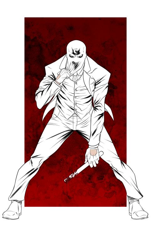 Https Fuckyeahmoonknight Tumblr Com Post 135733842931 Detectivesloth 4 Moon Knight The Run By Marvel Moon Knight Moon Knight Superhero Art