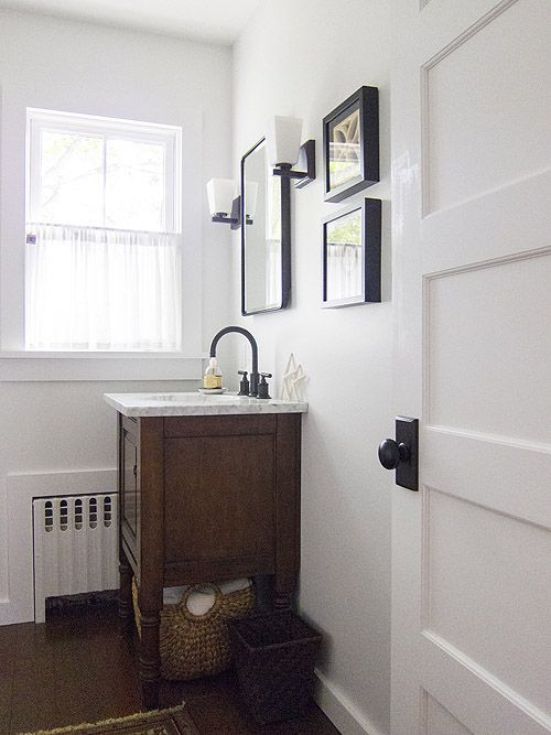 Bathroom Remodel: Sink Vanity, Faucet And Medicine Cabinet From Pottery  Barn | Home Ideas | Pinterest | Medicine Cabinets, Faucet And Sinks