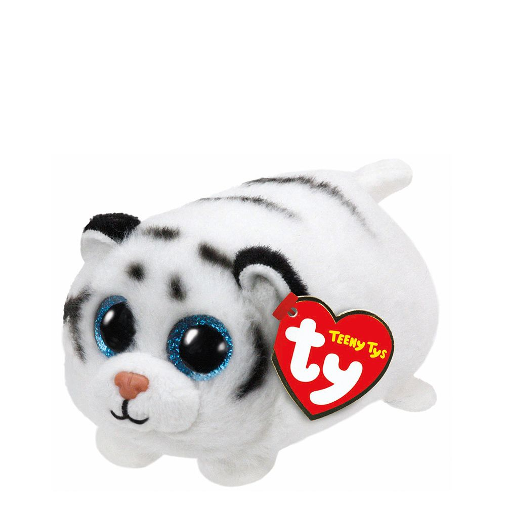 003055a1749 TY Teeny Zack the Tiger Plush Toy
