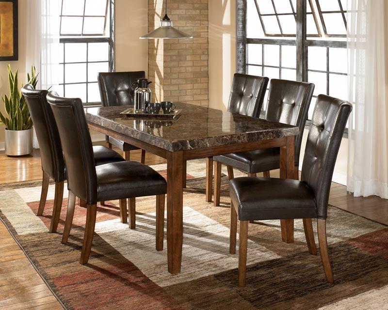 Ashley Furniture Dining Room Sets Ashley Hyland 5 Piece Dining