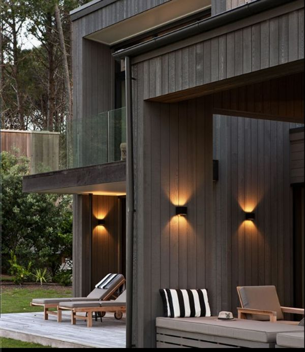 Outdoor Lighting For Beach House: Heavenly Beach House In The Pines
