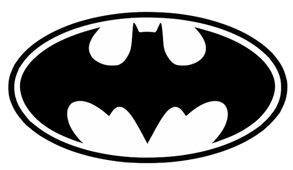 Batman And Robin 1949 Serial Batman Printables Printable Batman Logo Batman Logo