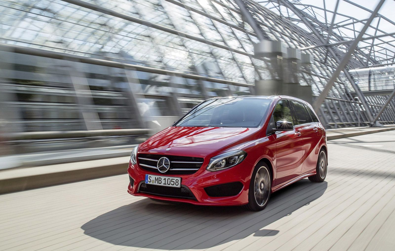 2015 mercedes benz b class gets sporty new look and more tech mercedes b class mercedes benz mercedes pinterest