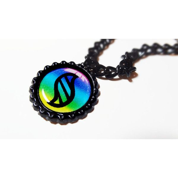 Pokemon Mega Evolution Symbol Bracelet 8 Liked On Polyvore