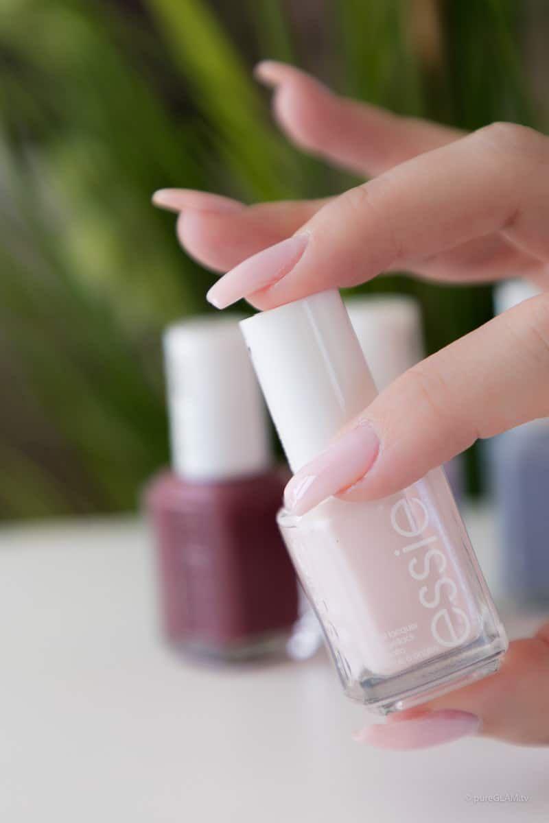 Essie Nagellack Trend - beliebteste Pastell Nagellacke #essieliebe ...