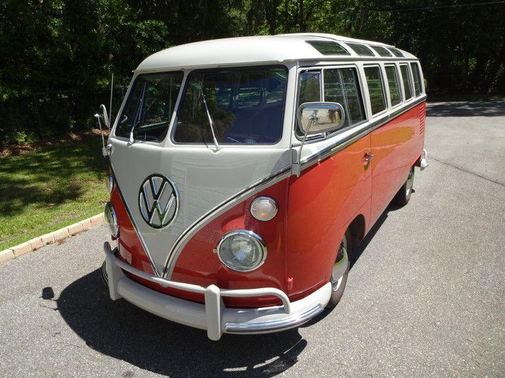 1964 Volkswagen Vans for sale near tallahassee, Florida 32301 – Classics on Auto…