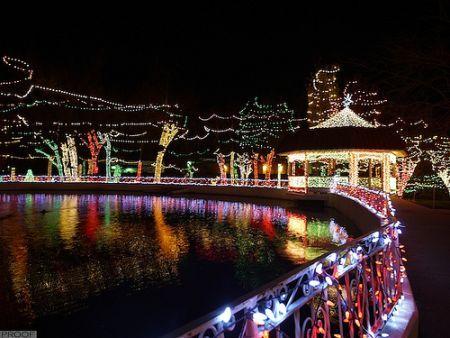 Rhema Christmas Lights.Christmas Lights At Rhema In Broken Arrow Ok I Used To