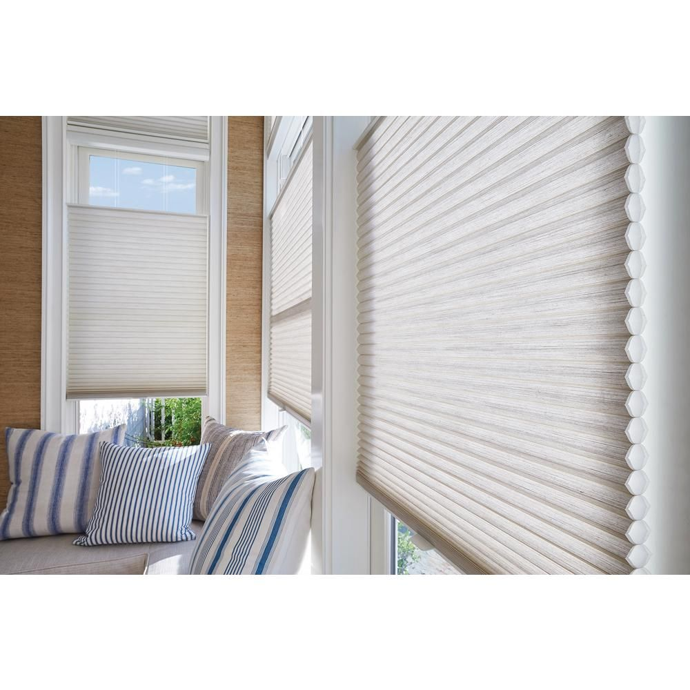 Basement window coverings outside  duette honeycomb shades  hunter douglas honeycombs and products