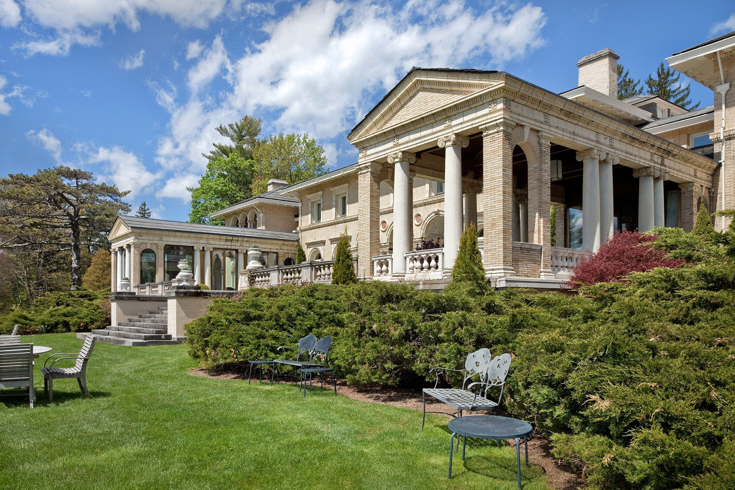 Wheatleigh Amazing Five Diamond Leading Hotels Of The World Property And Restaurant In Lenox Ma Berkshires