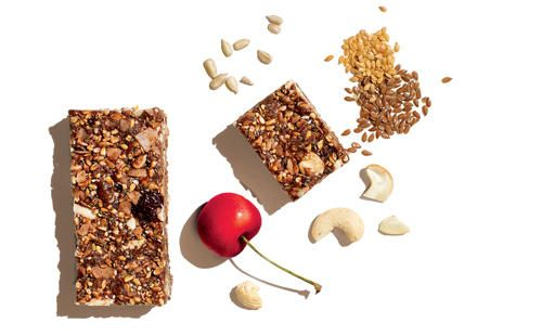 Do It Yourself Energy Bars  http://www.runnersworld.com/recipes/do-it-yourself-energy-bars