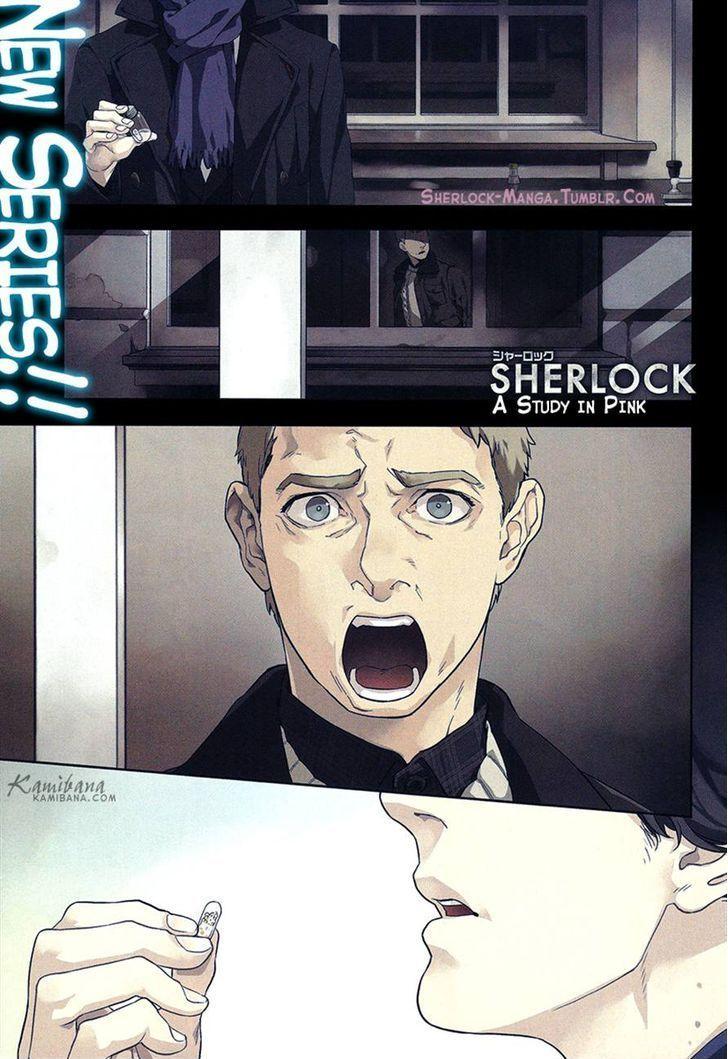 La primera vez que John salvó a Sherlock. ') Temporada 1