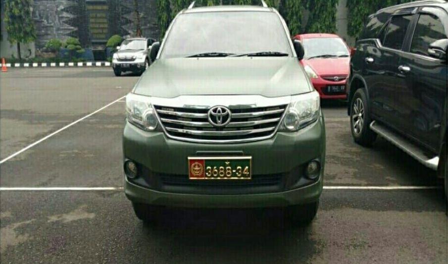 Viral Warga Sipil Pakai Mobil Dinas Tni Ad Ini Penjelasan Puspomad Mobil Angkatan Darat Militer