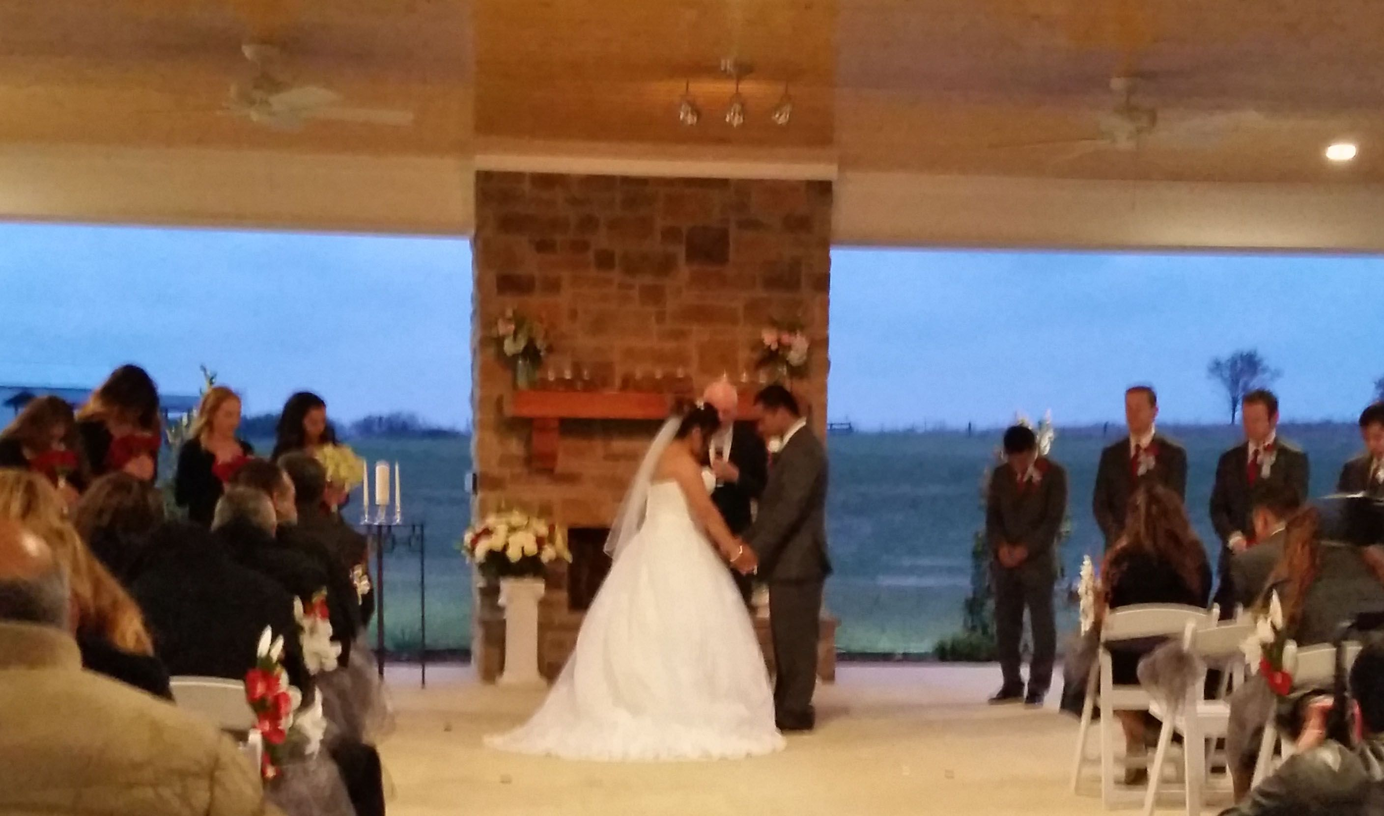 Willow Creek Wedding and Event Venue, Main House Kitchen, DFW Area