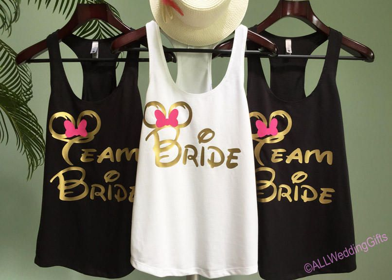 7310a7a5c Disney Bride Tank