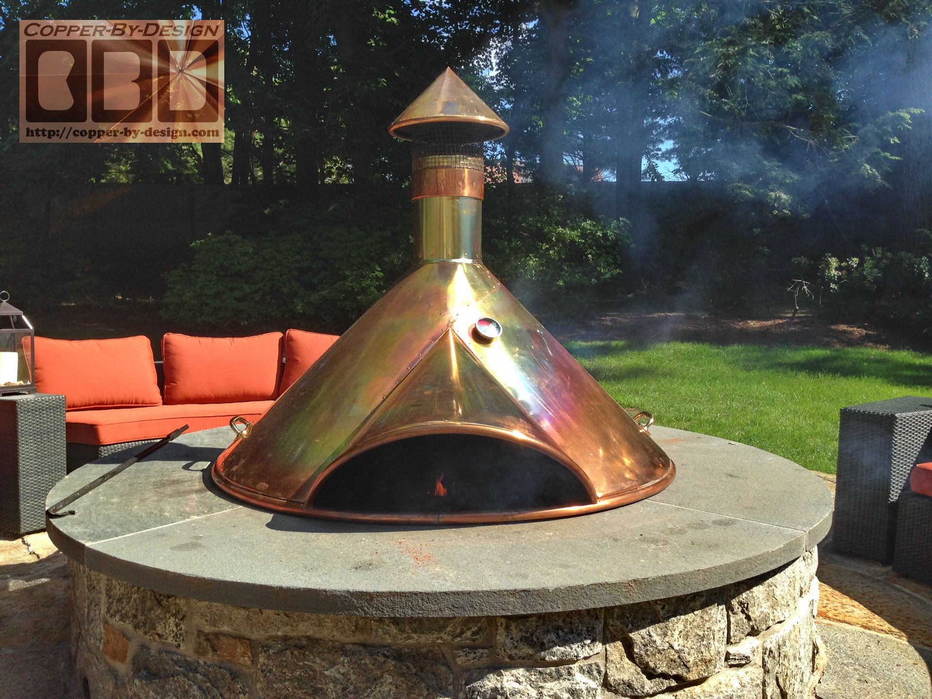 Cbd 39 S Lesko Vented Fire Pit Cover Page Fire Pit Cover Copper Fire Pit Round Fire Pit Cover