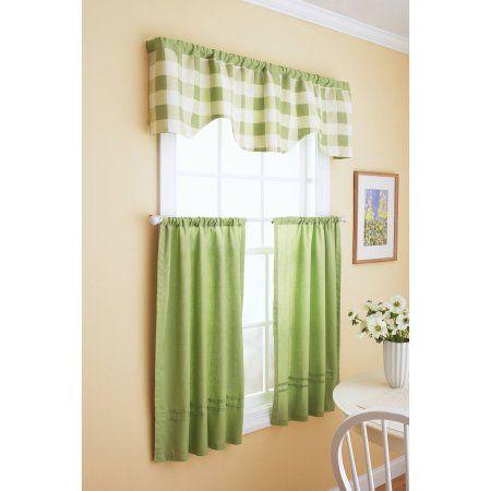 4d9bcbc956ea6c595c0f28b39b9a2112 - Better Homes And Gardens Checked Plaid Curtain Panel