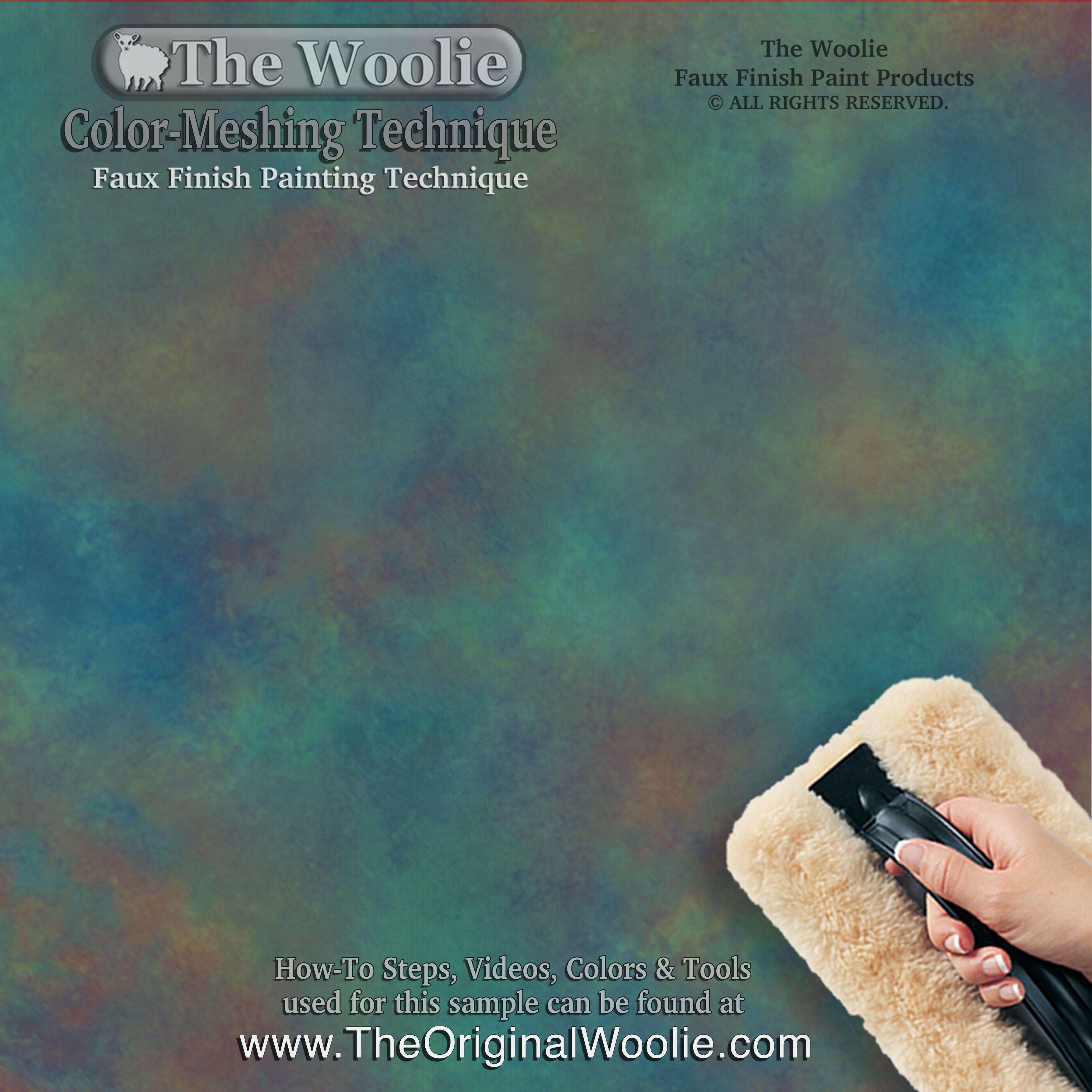 Original Faux Painting Beginner Starter Toolkit Faux Pack As Seen