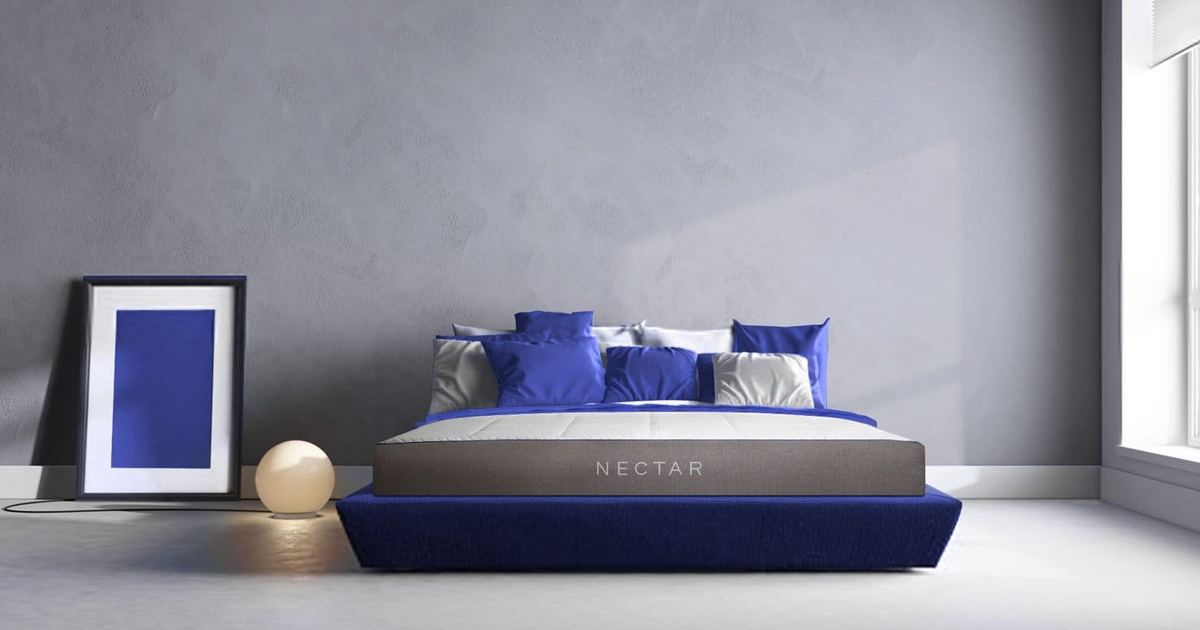 Free pillows and £100 off Nectar mattresses for new