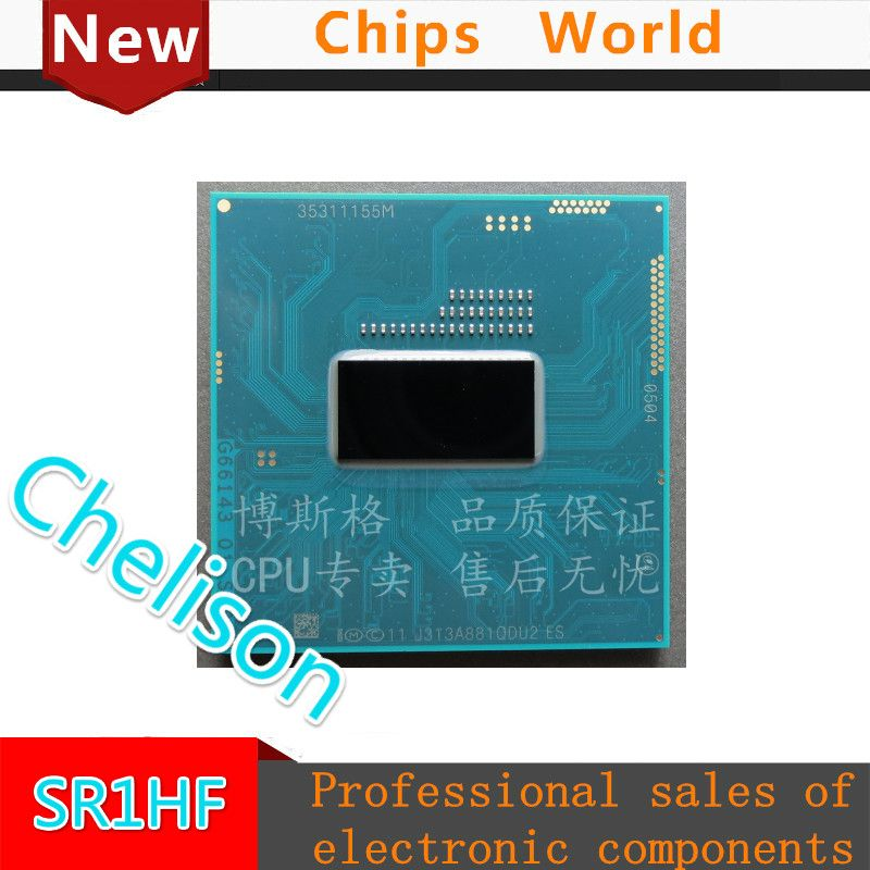 >> Click to Buy << Free shipping latop core 3560M CPU 2.4G / 3M SR1LC PGA official version of the notebook supports HM86/87 Chipset #Affiliate