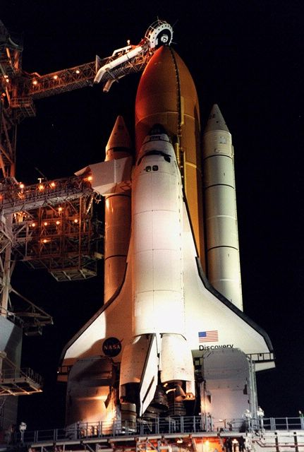 visit space shuttle discovery - photo #35