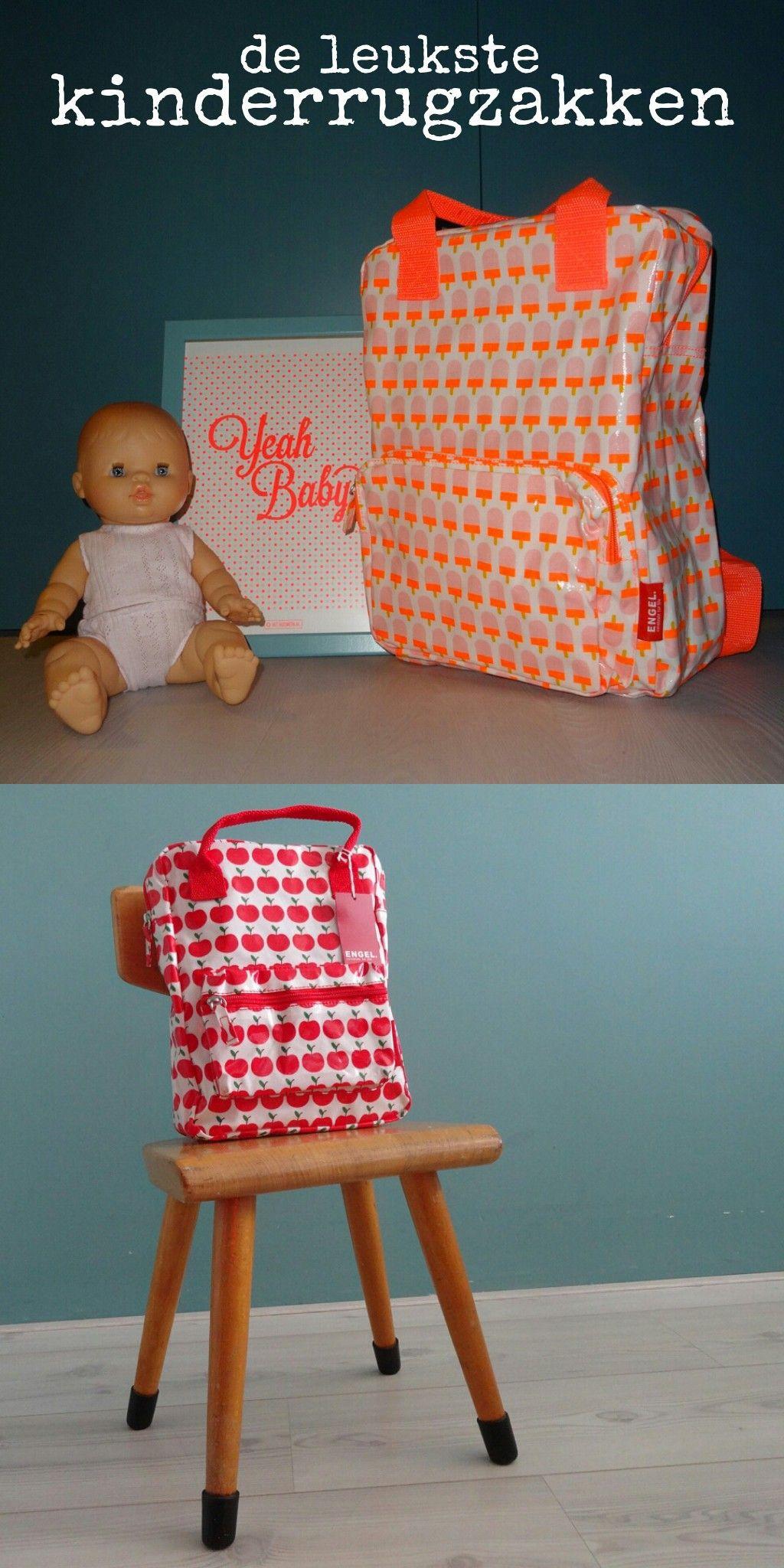 De leukste rugzakken voor kinderen feest for Cadeautips voor kinderen
