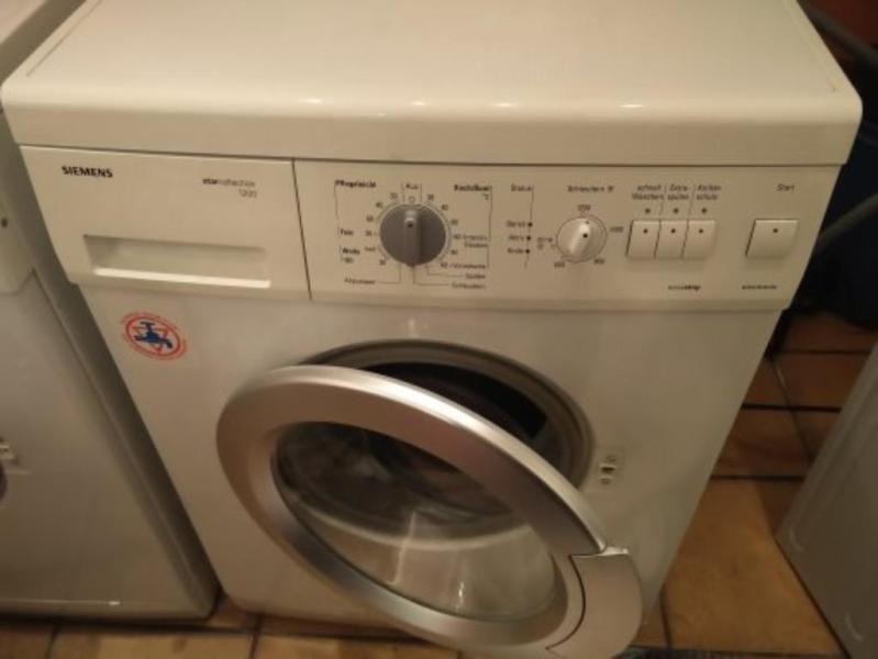 Mega angebot! siemens waschmaschine in lübeck mit garantie zu
