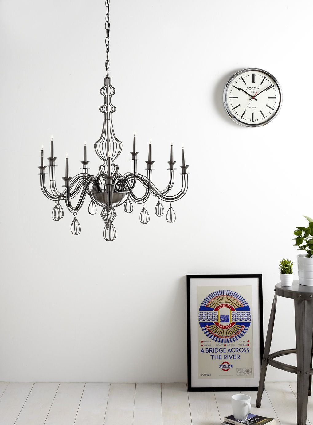 Etra chandelier gothic wire chandelier bhs for the home etra chandelier gothic wire chandelier bhs arubaitofo Image collections