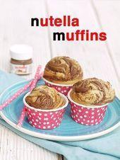 Himmlische Muffins mit Nutella-Wirbel – ELBCUISINE