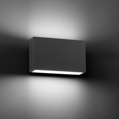 luminaire exterieur rectangulaire