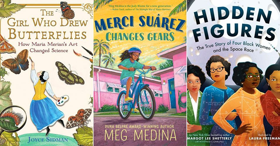 A mighty girl salutes the 2019 american library