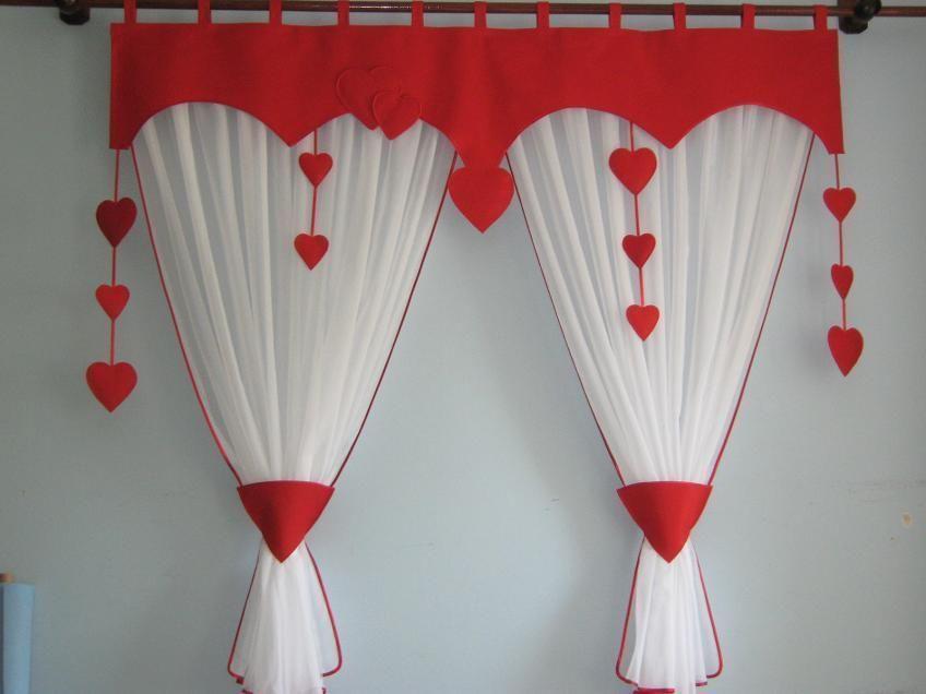 vorhang querbehang fensterdeko kinderzimmer 140 180cm. Black Bedroom Furniture Sets. Home Design Ideas