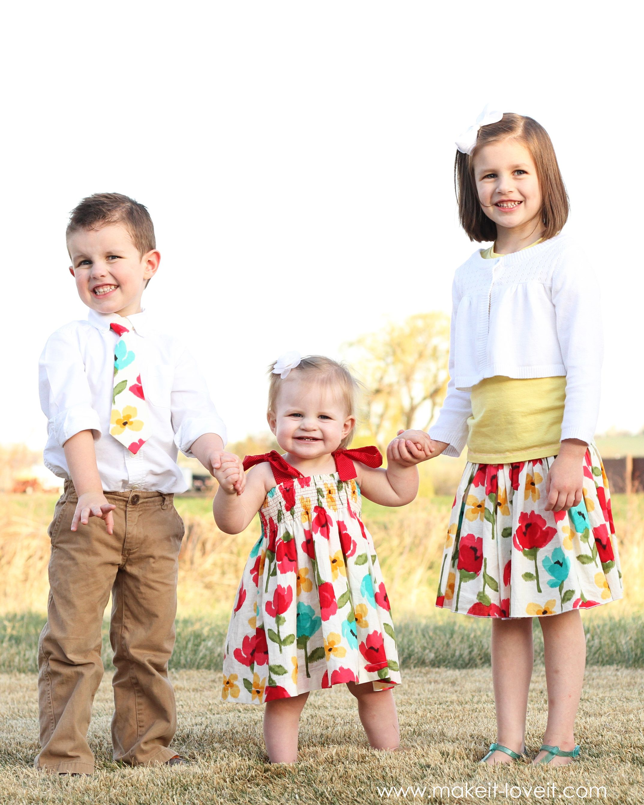 Cute brother sister outfits