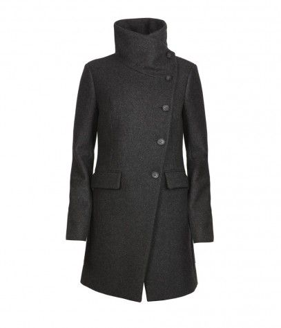 Fuse Coat -- ooh baby.