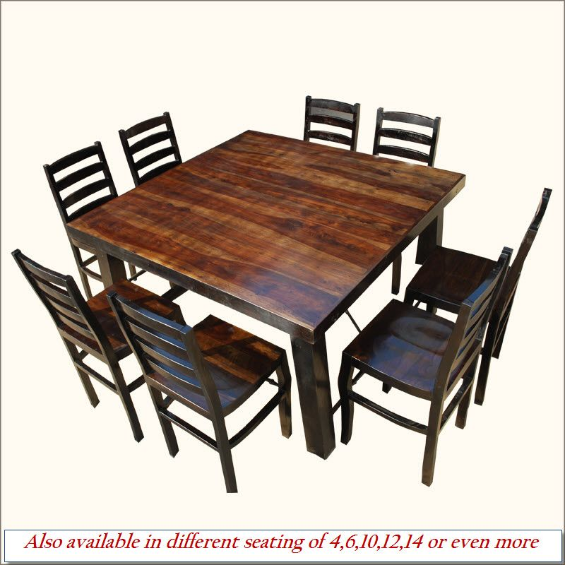 39+ Dining room sets for 8 people Various Types